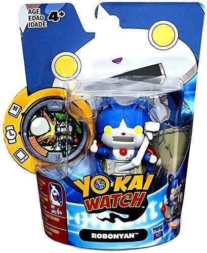 Yo-Kai Watch Medaglia Moments Serie 1 Robonyan Figura di Yokai Watch