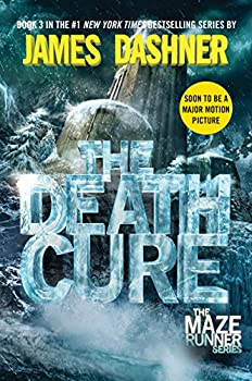 Paperback The Death Cure (Maze Runner, Book Three) Book