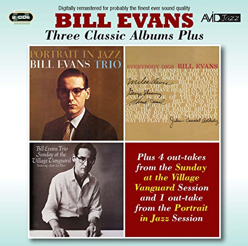Portrait In Jazz / Everybody Digs / Sunday At (2 CD)