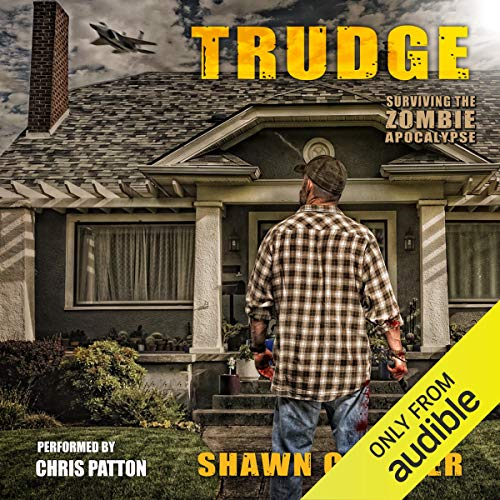 Trudge  By  cover art