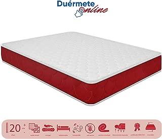 Duermete viscoelástico Lite Reversible (colchón a 2 Caras