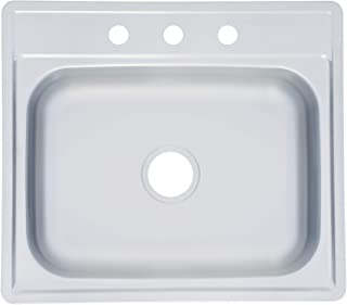 Franke FSS703NB Sink, 7-inch deep, Stainless Steel