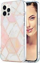 TYWZ Marmeren Case voor iPhone 11 Pro,Marmeren Ontwerp Anti-Kras en Vingerafdruk Schokbestendig Dunne Zachte TPU Bumper Co...