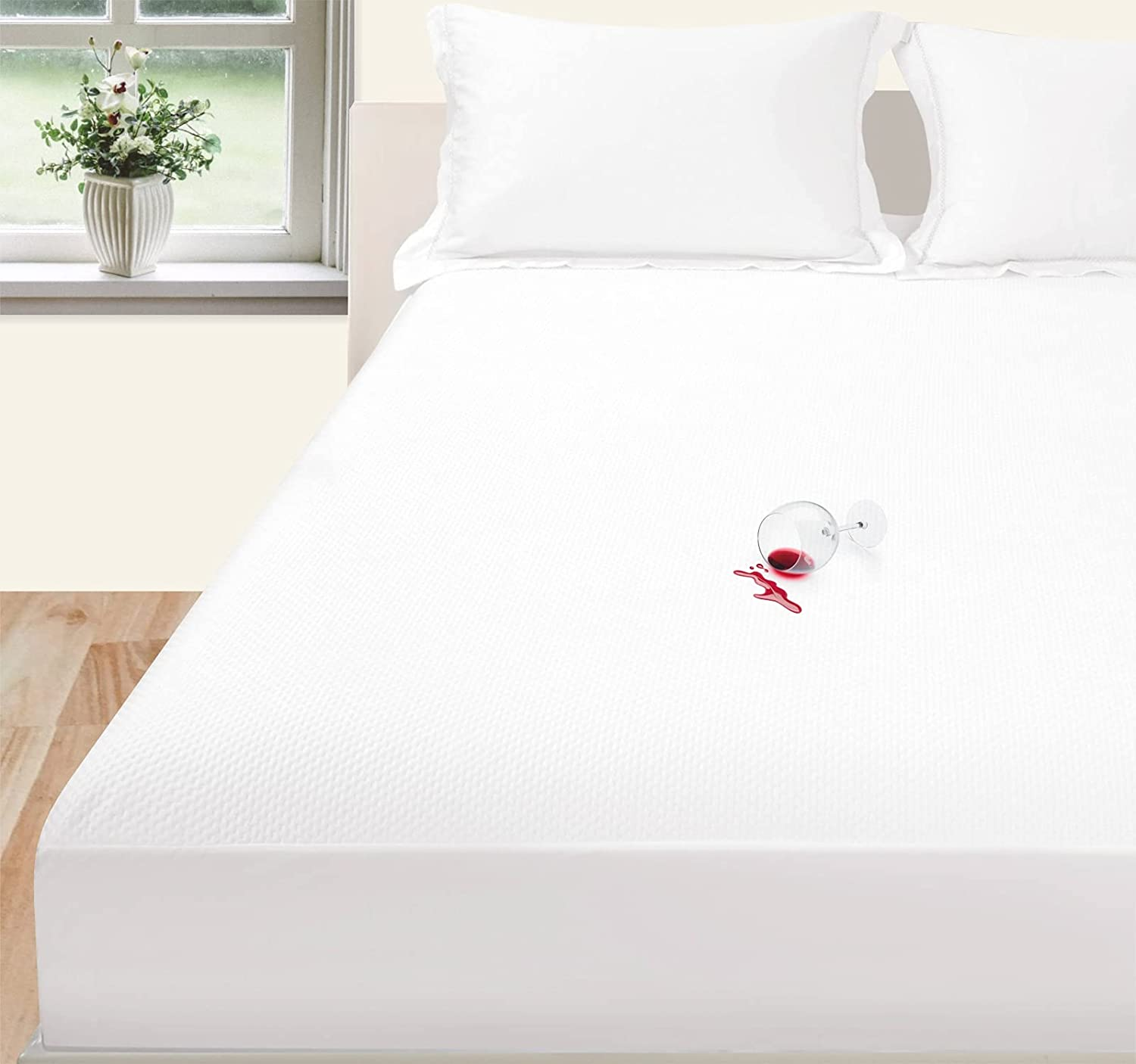 Ultra Premium Waterproof Mattress Protector Top Factory outlet - Bamboo C Soft New life