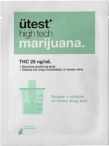 Top Rated In Home Marijuana Tests Helpful Customer Reviews Amazon Com
