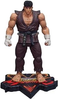 "Ryu (Brown Ver)""街头战斗机 V"" Storm 收藏品 1/12 可动公仔"
