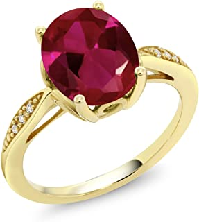 Best 14k gold ring with ruby Reviews