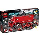 LEGO Speed Champions F14 T & Scuderia Ferrari Truck 75913