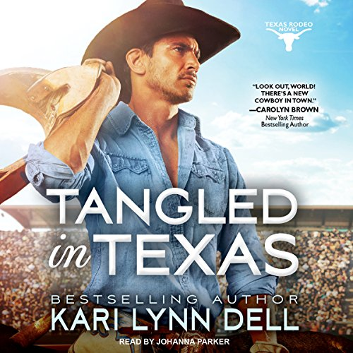 Tangled in Texas audiobook cover art