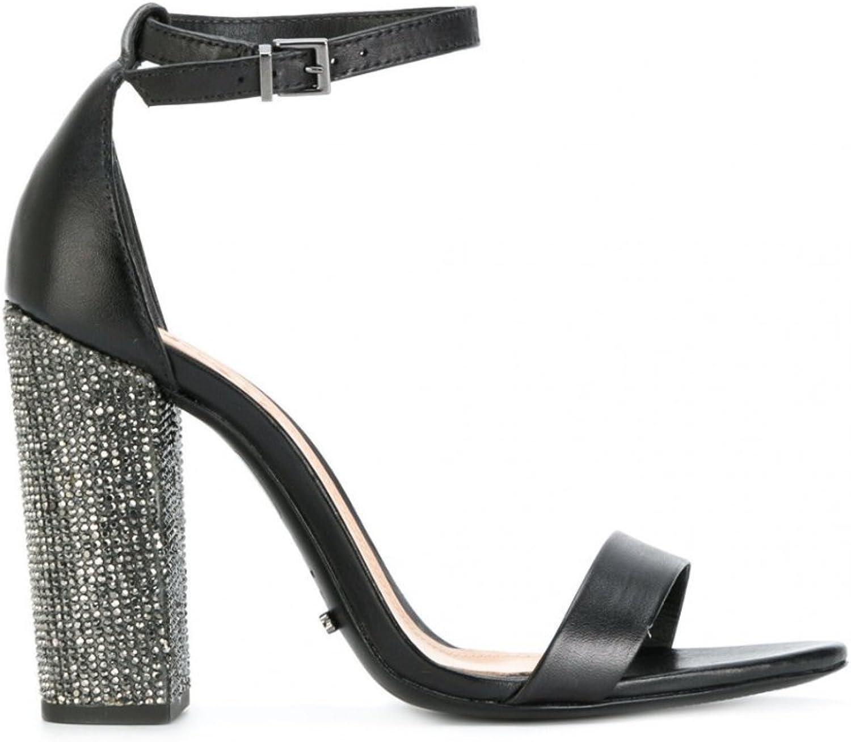 Schutz Damen Sandalen Schwarz Schwarz  | Verwendet in der Haltbarkeit