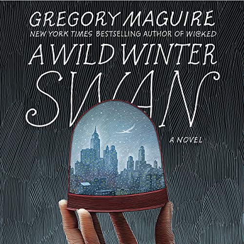A Wild Winter Swan cover art