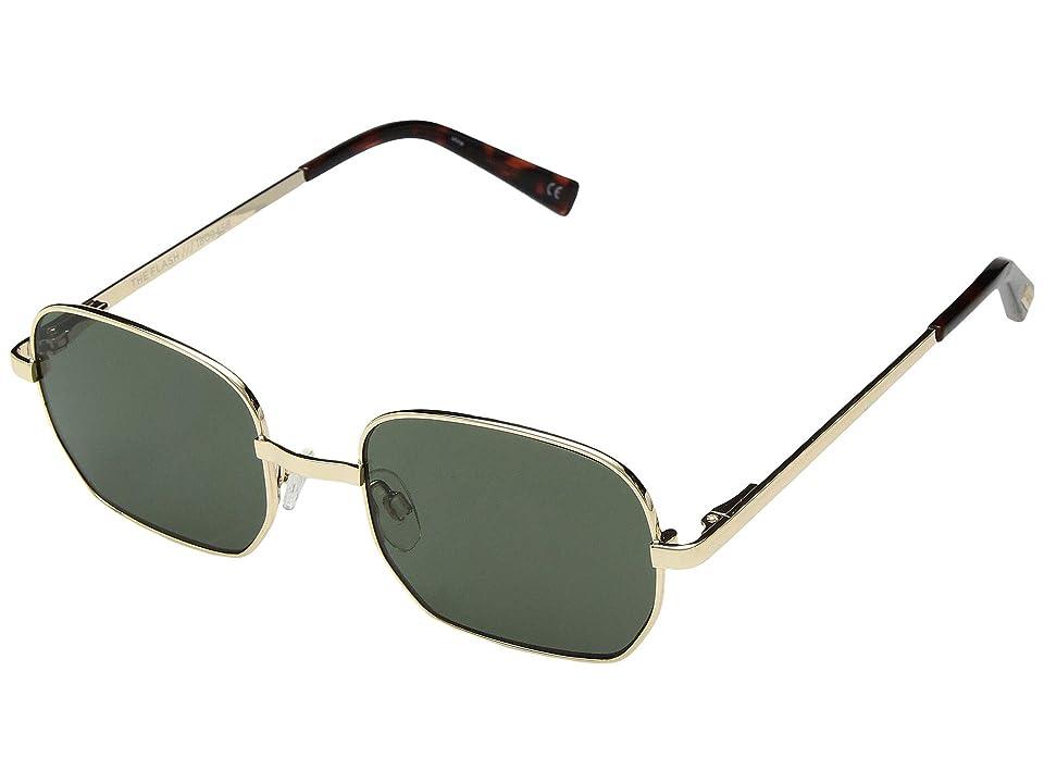 Le Specs The Flash (Gold) Fashion Sunglasses