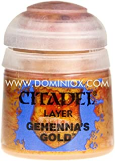 Citadel Paint, Layer: Gehenna's Gold