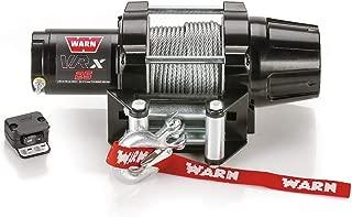 Warn Winch 2500 VRX 25 Kit [Includes Heavy Duty Winch Saver]