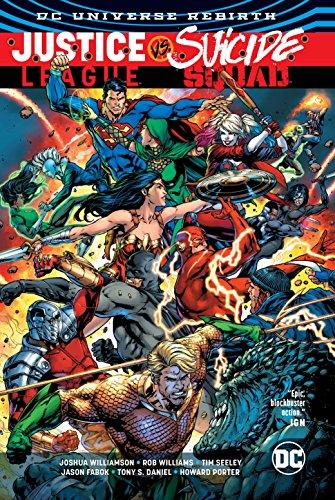 Justice League vs. Suicide Squad (Jla (Justice League of...