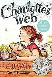 Charlotte's Web by E.B. White - Great book for elementary-aged kids