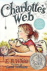 Charlotte's Web by E.B. White, Garth Williams (Illustrator), Rosemary Wells (Illustrations)
