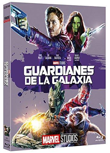 Guardianes De La Galaxia - Edición Coleccionista [Blu-ray]