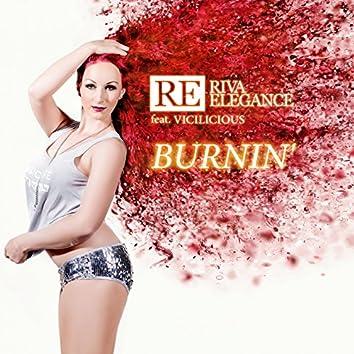 Burnin' (feat. Vicilicious)