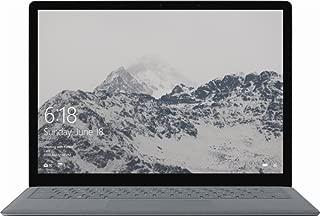2018 Microsoft Surface 13.5