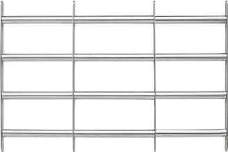 ABUS Raamrooster FGI7600 - rooster voor inbraakbeveiliging van kelder- en grondverdiepingen - 700-1050 x 600 mm - 73433