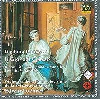 Donizetti: Il Glovedi Grasso