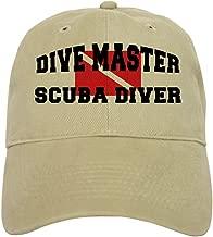 CafePress Dive Master Scuba Baseball Cap