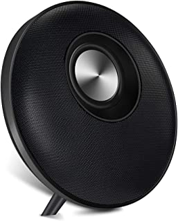 SMIAOER Bluetooth Bookshelf Speakers,Winkison Portable Bluetooth Speakers with Subwoofer Built-in Microphone, Enhanced Bass, Long Playtime Perfect Speakers for Home