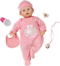 baby annabell dimensions