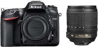 Nikon D7200 24.2 MP Digital SLR Camera (Black) with AF-S 18-105mm VR Kit Lens and Card, Camera Bag