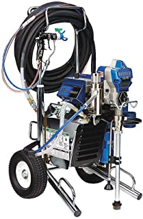 graco finishpro 395 air-assisted airless sprayer