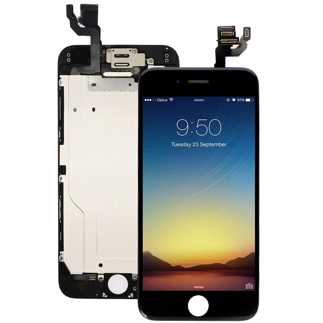 Pre Assembled Replacement Display Digitizer Proximity