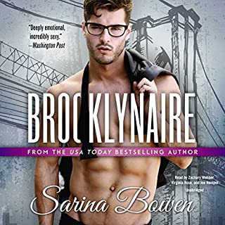 Brooklynaire audiobook cover art