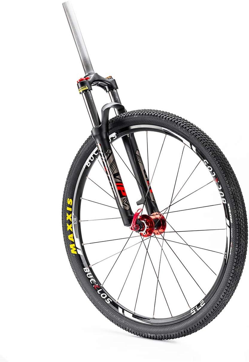 24H Low-Resistant Flat Spokes Bike Wheel fit 7-11 Speed Cassette Carbon Hub MTB Wheels Quick Release Disc Brakes BUCKLOS 【US Stock】 26//27.5//29 Mountain Bike Wheelsets