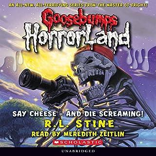 Goosebumps HorrorLand, Book 8 audiobook cover art