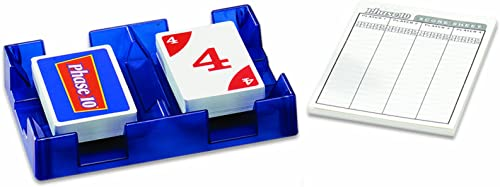 Phase 10 Deluxe Card Game In Box by Phase 10