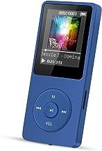 AGPTEK A02 Reproductor de MP3 8 GB Pantalla de 1,8