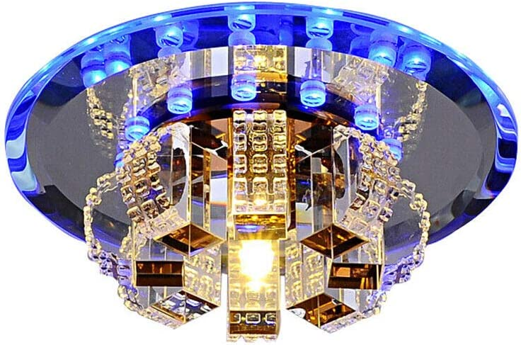 Courier shipping free Popular products TFCFL Modern Crystal Ceiling Light 7 Cr Inch L96 Mini K9 Luxury
