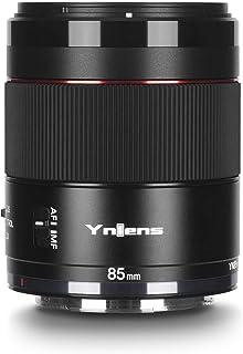 YONGNUO YN85mm F1.8R DF DSM 単焦点中望遠レンズ RF85mm F1.8 キヤノンRFフルサイズEOS R対応
