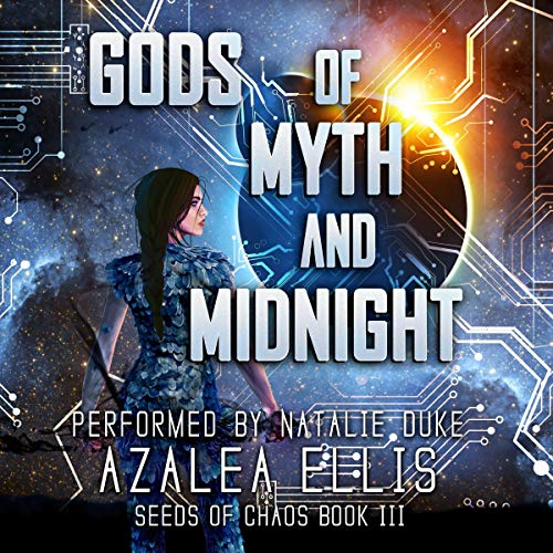 Gods of Myth and Midnight: A GameLit Novel Titelbild
