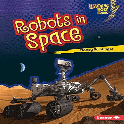 Robots in Space copertina