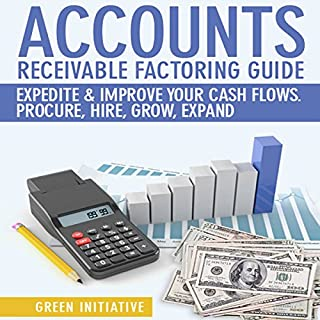 Accounts Receivable Factoring Guide audiobook cover art