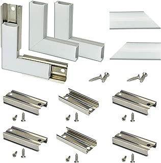Best aluminum corner connectors Reviews