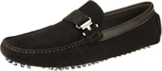 Men's Suede Leather Driving Shoe Michael Slip-On Loafer