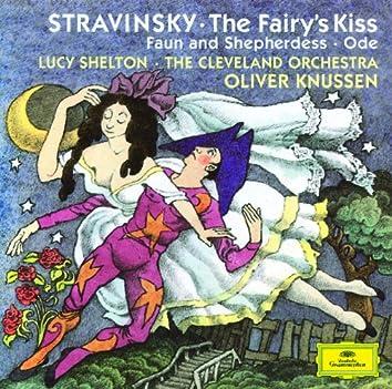 ストラヴィンスキー:妖精の口づけ、他