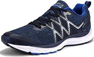 ZXCP Mens Running Shoes Trail Fashion Sneakers Tennis Sports Casual Walking Athletic Fitness Indoor and Outdoor Shoes for Men.