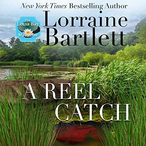 A Reel Catch audiobook cover art