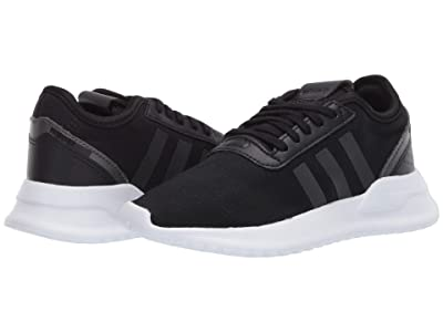 adidas Originals Kids U_Path X (Little Kid) (Black/Night Metallic/White) Kids Shoes