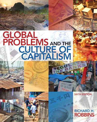 Global Problems and the Culture of Capitalism (2-downloads)