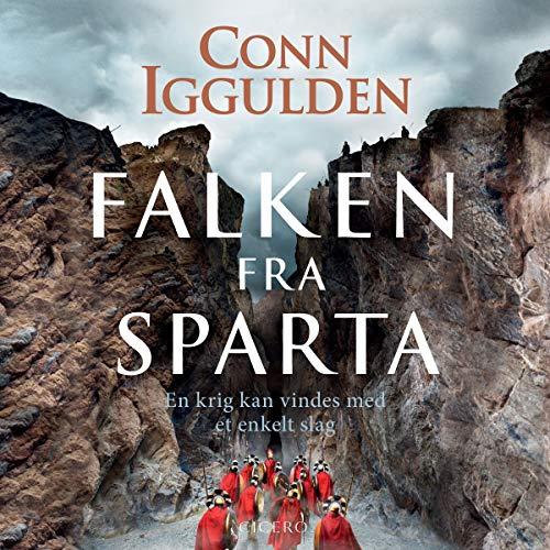 Falken fra Sparta cover art